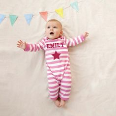 1cb8219fb 34 best Personalised Baby Outfits Etsy images | Kids outfits, Baby ...