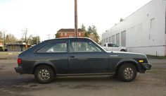 "Chevy chevette, I had one we called it ""The Vette"". Still probably the best car I ever owned"
