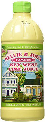 For keylime pies Nellie & Joe Key West Lime Juice - 16 oz - 3 pk