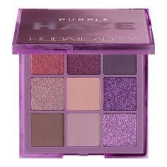 Haze Obsessions Purple Palette - Palette Occhi di HUDA BEAUTY ≡ SEPHORA Smoky Eyeshadow, Smokey Eyes, Purple Eyeshadow, Purple Makeup, Lila Palette, Purple Palette, Purple Haze, Benefit Cosmetics, Makeup Cosmetics
