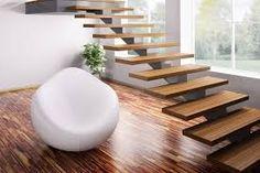 Resultado de imagem para escadas de madeira