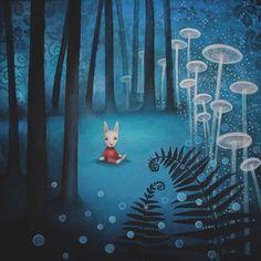 Catherine Zarip, Midnight in the woods