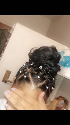 Hairstyles with Beads for Adults Coiffures sénégalaises