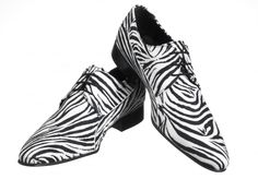 Zebra  Heren Mascolori .