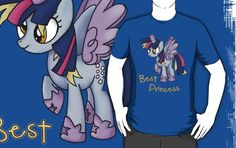 ======= Shirt for Sale ======= My Little Pony - MLP - Derpy is Best Princess by Kaiserin