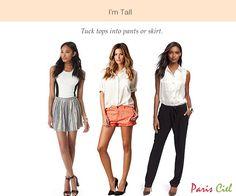 Tall Girls Fashion -35 Cute Outfits Ideas 80