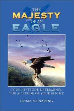 The Majesty of an Eagle: Your Attitude Determines the Altitude of ...