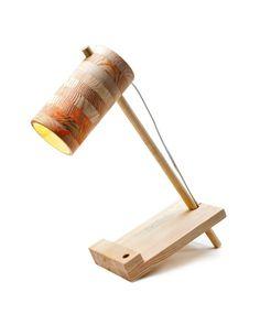 Paper Floor Lamp, Diy Floor Lamp, Decorative Floor Lamps, Modern Floor Lamps, Room Lamp, Desk Lamp, Luminaria Diy, Wooden Lampshade, Gourd Lamp