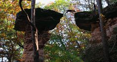 Wisconsin Dells, WI - Stand Rock