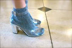 Beneath: the glitter #shoes