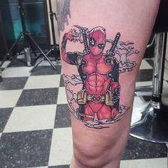 deadpool tattoo - Pesquisa Google