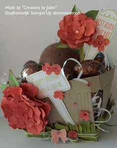 Creations by Jolan/Berry Basket Easter gift