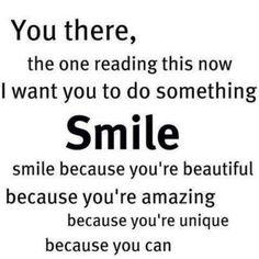 Beautiful Smile Quotes   PIC QUOTES
