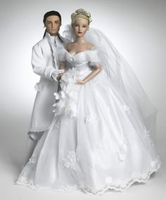 Tonner Cinderella Bride Prince Charming Couple 2007 Limited Edition 500