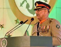 Pakistan Army Chief said Madarsas studing children will become Maulvi or Terror