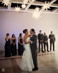 © Favorite Photography | First Dance Under Stars Wedding Photo