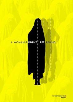 WOMAN'S RIGHT LEFT BEHIND -   Daryoush Tahmasebi -   Sweden