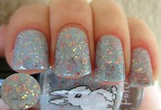 Rococo Grandeur - HARE Polish - The Last Queen of France - Hand Blended Nail Polish on Etsy, $10.00