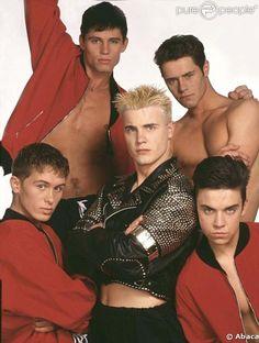 Take That - TT - happy memories of the 1990's #Nostalgia