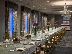 Charm your meeting or special event guests in the beautifully reimagined Evangeline Suite at Royal Sonesta New Orleans!