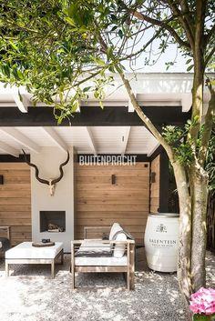 Pergola For Small Patio Rooftop Design, Patio Design, Garden Design, Outdoor Rooms, Outdoor Gardens, Outdoor Living, Outdoor Decor, Backyard Pergola, Pergola Plans