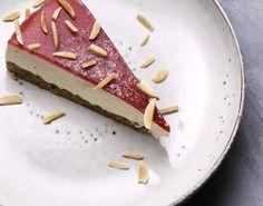 Cheesecake med kanel og pebernødder - smagen af jul - Måltid