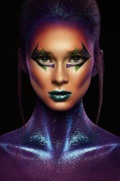 Mua - natalya zubok avant garde, african and tribal make-up in 2019 футурис Body Makeup, Skin Makeup, Makeup Art, Photographie Art Corps, Extreme Makeup, High Fashion Makeup, Fashion Face, Beauty Makeup Photography, Creative Makeup Looks