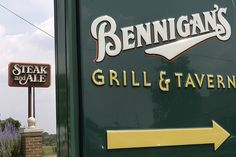 Bennigans> Restaurants in 2012: 32> Restaurants in 1980: 40> Year founded: 1976
