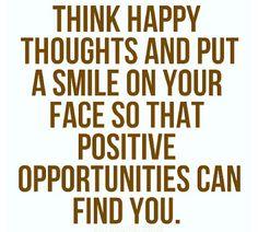 Positivity ONLY!!