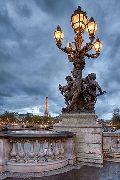It's a beautiful world - Pont Alexandre III, Paris / France (by espinozr). Paris Travel, France Travel, Most Beautiful Cities, Beautiful World, Paris France, Places Around The World, Around The Worlds, Pont Alexandre Iii, Ville France