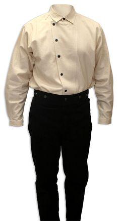 Floyd Side-Button Shirt (Limited Availability) [001947]