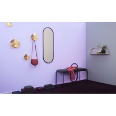 AYTM Concha ripustin S, kulta Ad Hoc, Nordic Design, Wall Hooks, Candle Sconces, Perfect Place, Beams, Wall Lights, Relax, House Design
