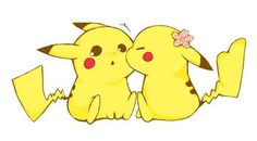 Pokemon Guy and girl pikachu. Pikachu Drawing, Pikachu Art, O Pokemon, Anime Kawaii, Anime Chibi, Pikachu Mignon, Pokemon Original, Cute Pokemon Wallpaper, Couple Cartoon