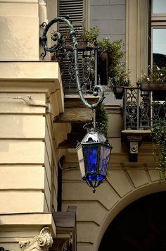 Gallery - Sergio Paschero - Light games  LIGHT BLUE