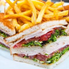 sandwiches variados de pollo