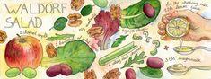 Waldorf Salad by Sophie Peanut