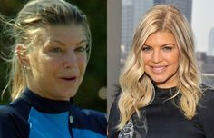 30 Shocking Photos of Celebrities Without Makeup or Photoshop