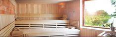 Entspannen Sie in unserer Panorama Sauna und erholen sich von der Hektik des Alltags. Sauna, Wellness Fitness, Stairs, Home Decor, Stairway, Decoration Home, Room Decor, Staircases, Home Interior Design