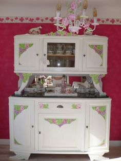 buffet henri ii relook 1 relooking meuble pinterest tags et buffet de f te. Black Bedroom Furniture Sets. Home Design Ideas