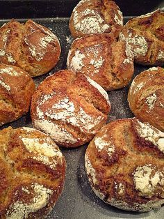 Kartoffelbrötchen mit genialer Kruste, ein tolles Rezept aus der Kategorie Brot und Brötchen. Bewertungen: 234. Durchschnitt: Ø 4,6.