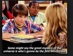 Hay.  That's me! I wanna be mrs.farkle!