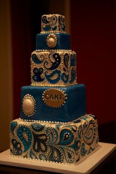 www.cakecoachonline.com - sharing...			 Moroccan cake