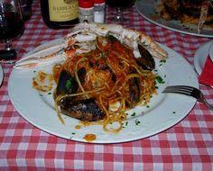 Luiza's, Gaeta Italy OMG so delicious!