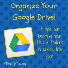 Looking For Something In Google Drive?