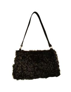 Kalgan Lamb Fur Bag from David Appel Furs Beverly Hills Exclusive Collection