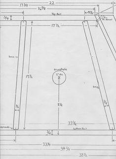 FOLKSINGER: Acoustic Dulcimer Plans