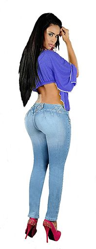 Apple Bottom Jeans Frauen