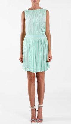 Jersey dresses are perfect for a beach vacation