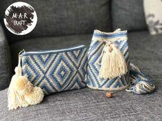Crochet Home, Diy Crochet, Crochet Crafts, Crochet Projects, Crochet Clutch Bags, Crochet Handbags, Crochet Purses, Tapestry Bag, Tapestry Crochet