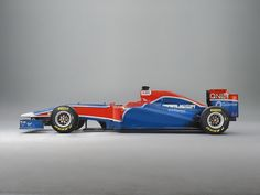 """Marussia concept livery by """"purplejohn"""""""